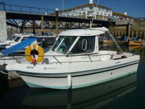 Jeanneau Merry Fisher 605 Diesel for sale