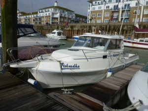 Rodman 700 Fishing boat for sale