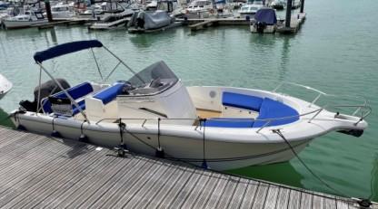 White Shark 245
