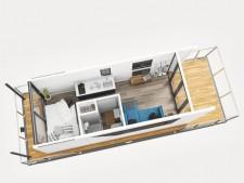 Premier Halcyon Waterlodge Floating Apartment (New)
